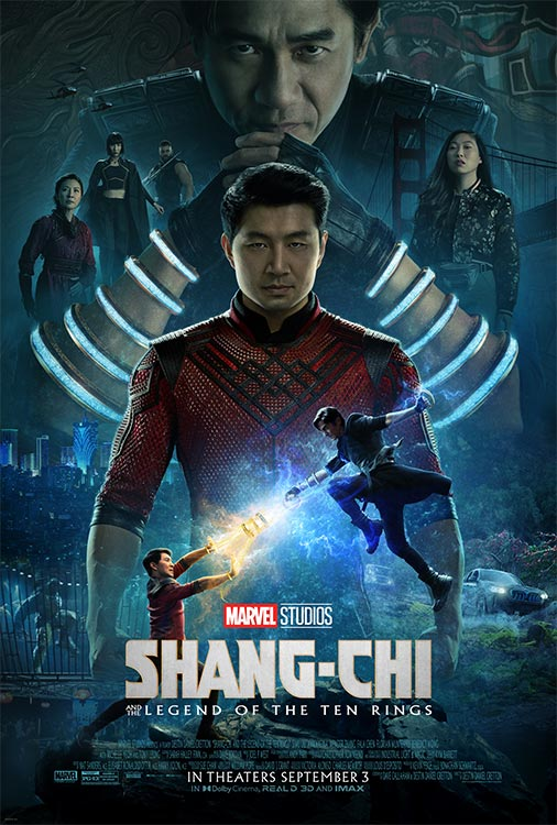 SHANG-CHI AND THE LEGEND OF THE TENRINGS