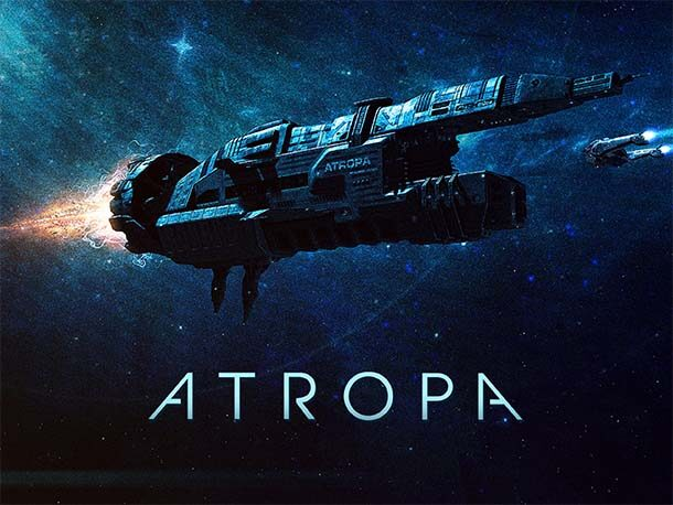 Science Fiction-Webserie ATROPA