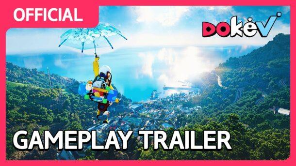 Gamescom: Trailer zuDokeV