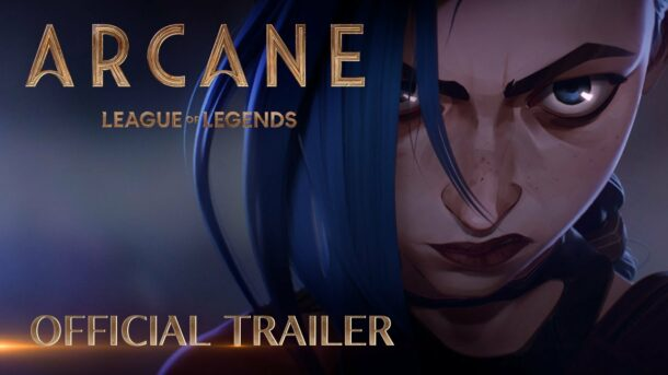 Grandios! Trailer – LEAGUE OF LEGENDS: ARCANE