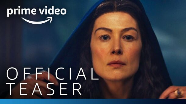 Teaser: Amazons THE WHEEL OF TIME Streamingserie