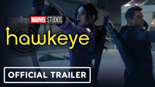 Trailer: HAWKEYE