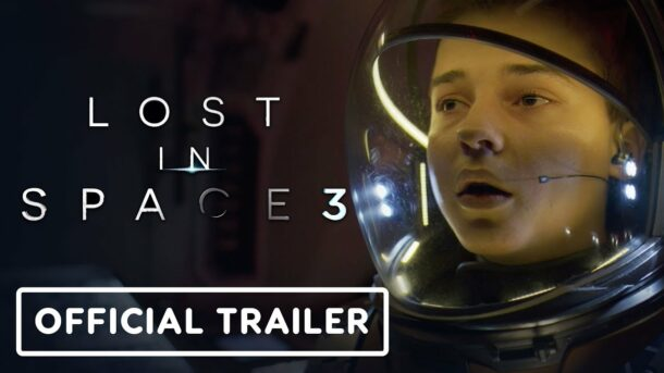 NYCC-Trailer: LOST IN SPACE Season 3