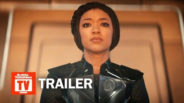 NYCC-Trailer – STAR TREK: DISCOVERY Season 4