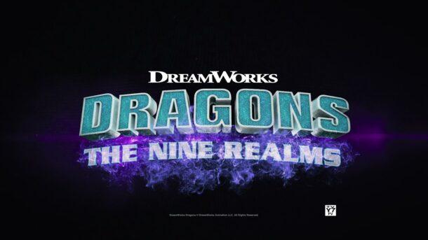 Teaser: DRAGONS – THE NINE REALMS