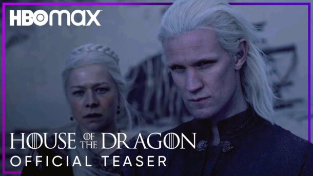 Teaser: GAME OF THRONES-Spinoff HOUSE OF THE DRAGON